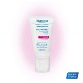 MUSTELA CR FACIAL PIELES SENSIBLES 40ML