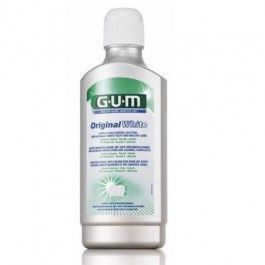 GUM ORIGINAL WHITE COLUTORIO 500 ML