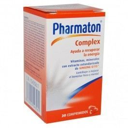 SANOFI PHARMATON COMPLEX COMP 30 COMP