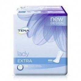 TENA LADY COMPRESA EXTRA 20 UD