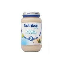 NUTRIBEN POTITO SUPREMA DE MERLUZA CON ARROZ 235 G