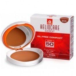IFC HELIOCARE SPF 50 COMPACTO PROTECTOR SOLAR BROWN 10 G