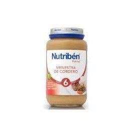 NUTRIBEN POTITO MENESTRA CORDERO 235 GR
