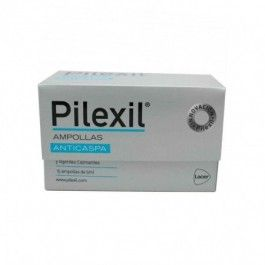 PILEXIL AMPOLLAS ANTICASPA 5 ML 15 AMPOLLAS