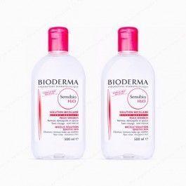 BIODERMA SENSIBIO PACK H2O SOLUCION MICELAR 500ML + 500ML