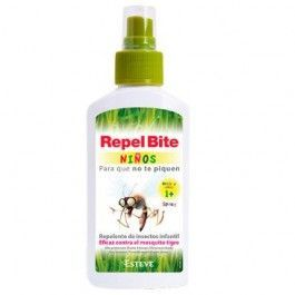 ESTEVE REPEL BITE NIÑOS SPRAY REPELENTE 100 ML