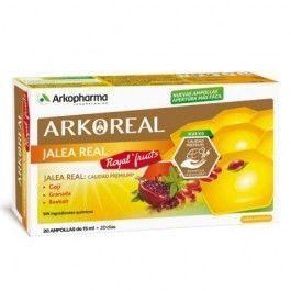ARKO JALEA REAL ROYAL FRUITS 20 AMPOLLAS
