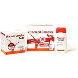 VITACRECIL COMPLEX FORTE PACK 180 CAPSULAS