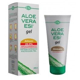 ESI ALOE VERA GEL HIPOALERGÉNICO ARGAN 200ML