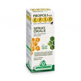 SPECCHIASOL EPID SPRAY ORAL ALOE 15 ML