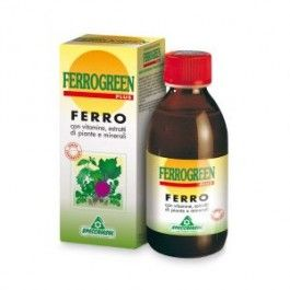 SPECCHIASOL FERROGREEN PLUS 170 ML