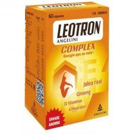 ANGELINI LEOTRON COMPLEX 60 CAPS