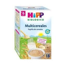 HIPP MULTICEREALES 400 G 6+