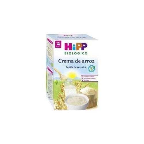 HIPP CREMA DE ARROZ 400 G 4+