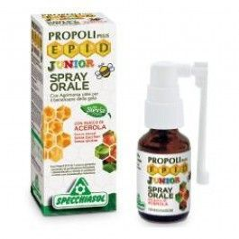 SPECCHIASOL EPID JUNIOR SPRAY ORAL 15 ML