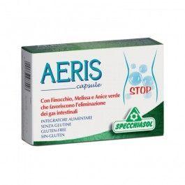SPECCHIASOL AERIS STOP 30 CAPS