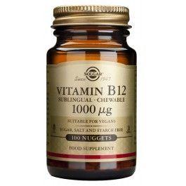 SOLGAR VITAMINA B12 1000 MCG 250 COMP MAST