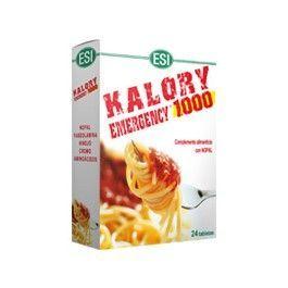 ESI KALORY EMERGENCY 1000 24 TABL
