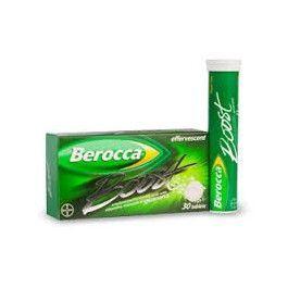 BAYER BEROCCA BOOST 30 COMP EFERV
