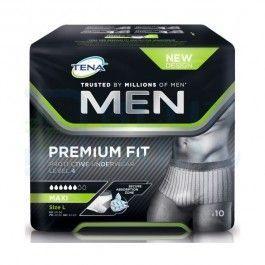 TENA FOR MEN LEVEL 4 10U
