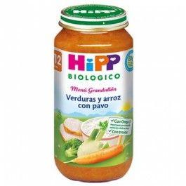 HIPP POTITO VERDURAS Y ARROZ CON PAVO 250 G