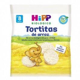HIPP TORTITAS DE ARROZ 30 G