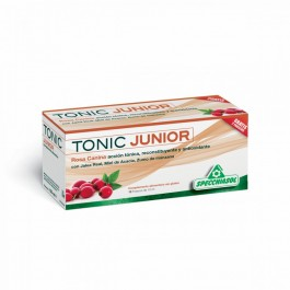 SPECCHIASOL TONIC JUNIOR 12FRASCOS DE 10ML