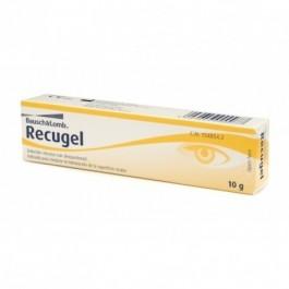 RECUGEL HIDRATACION S OCULAR 10 G