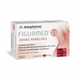 ARKO FIGURMED ZONAS REBELDES 60 CAP