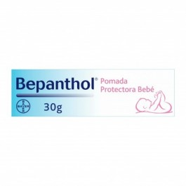 BAYER BEPANTHOL POMADA PROTECTORA BEBE 30 G
