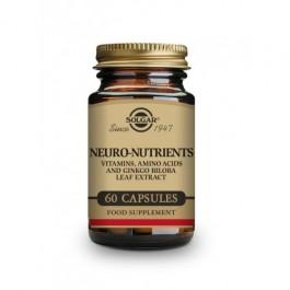 SOLGAR NEURO NUTRIENTS 60 CAPSULAS VEGETALES