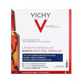 VICHY LICTACTIV GLICOLICO 30 AMPOLLAS