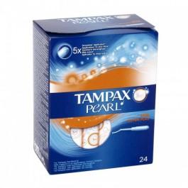 TAMPAX PEARL SUPER PLUS 24UD