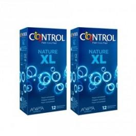 CONTROL NATURE XL 2X12UD DUPLO