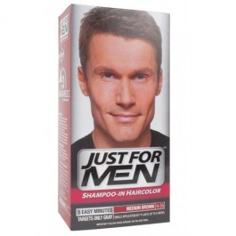 COMBE JUST FOR MEN CASTAÑO MEDIO NAT