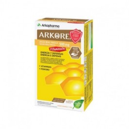 ARKOREAL JALEA REAL 500 MG 20 AMPOLLAS