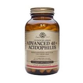 SOLGAR ADVANCED 40+ ACIDOPHILUS 60CAP