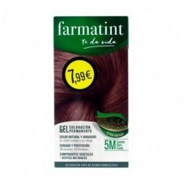 OMEGA FARMATINT 5M CASTAÑO CLARO CAOBA 150ML