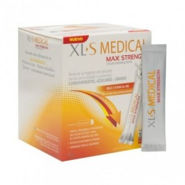 OMEGA XLS MEDICAL MAX STRENGTH 60 STICK