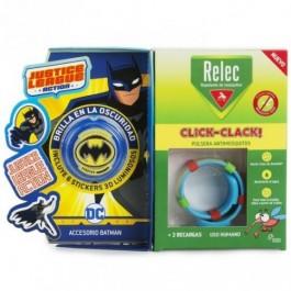 OMEGA RELEC PULSERA + STICK BATMAN