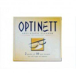 OPTINETT TOALLITAS LIMPIAGAFAS 20 TOALLITAS