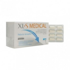 OMEGA XLS MEDICAL REDUCTOR DEL APETITO 60 CAP