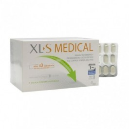 OMEGA XLS MEDICAL CAPTAGRASAS 180 COMP