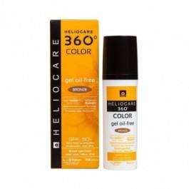 IFC HELIOCARE 360º GEL COLOR OIL-FREE BRONZE 50ML