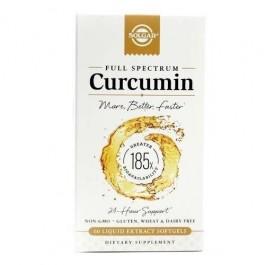 SOLGAR FULL SPRECTRUM CURCUMIN