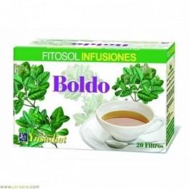 ACTIBIOS FITOSOL INFUSION BOLDO 20 FILTROS
