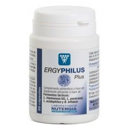 NUTERGIA ERGYPHILUS PLUS 60 COMP (NEVERA)