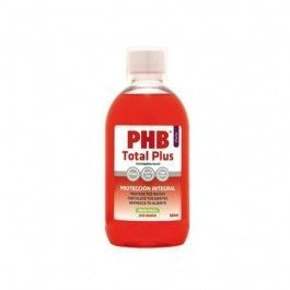 PHB TOTAL PLUS ENJUAGUE BUCAL 400 ML + 100ML