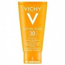 VICHY SOLAR SPF+30 CREMA TACTO SECO 50ML